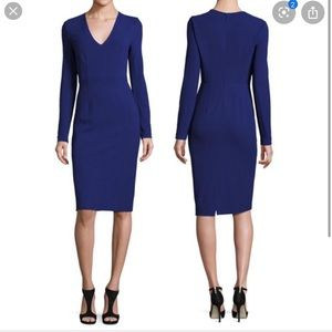 Milena Fitted Sheath Dress DIANE VON FURSTENBERG
